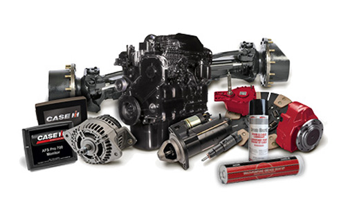Case IH Parts at Lamb & Webster