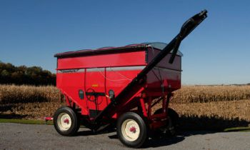 Bulk Handling Augers For Handling Feed, Seeds, and Other Bulk